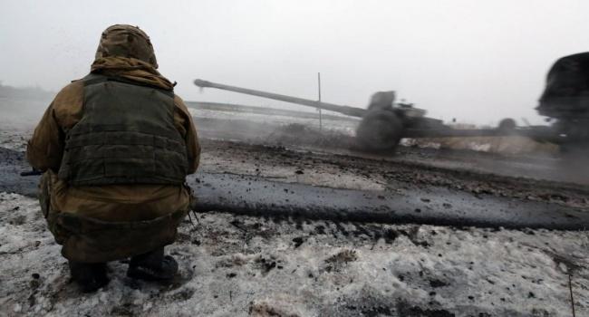 Штаб АТО: НаПриазовье боевики применили минометы