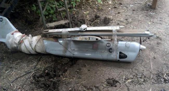 Взоне АТО напротяжении новогоднего перемирия сбили уже 2-ой вражеский беспилотник
