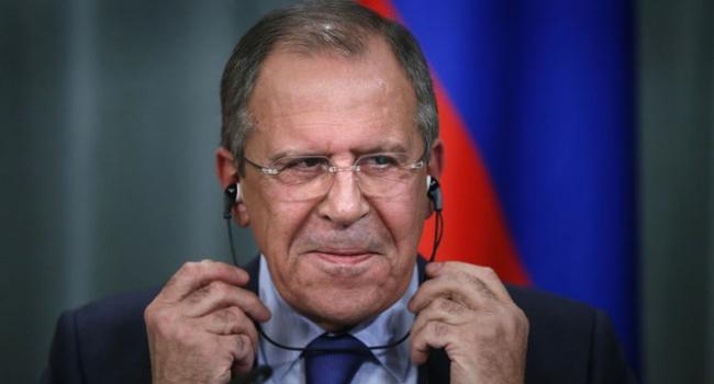 Лавров: РФ уважает территориальную целостность Украинского государства
