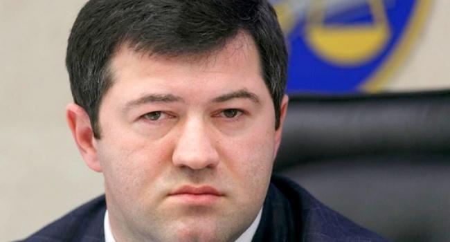Данилюк хочет поднять вопрос обувольнении Насирова