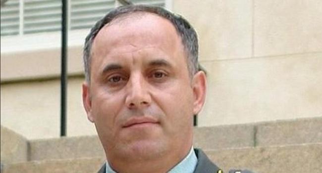 ВГрузии убит генерал Самсон Кутателадзе