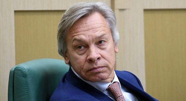 Пушков пригрозил властям Молдовы потерей российского рынка