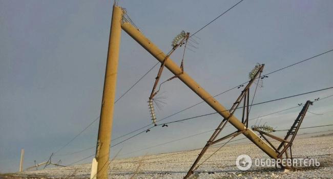 Последствия стихии вОдесской области