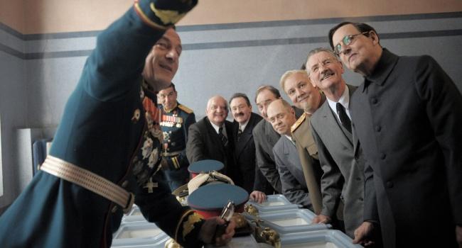 Минкульт РФ отменил показ английской комедии «Смерть Сталина»