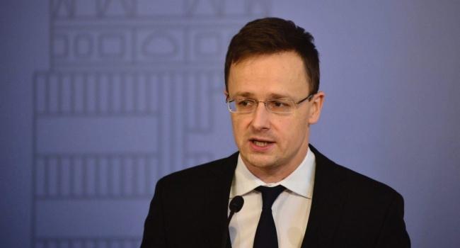 МИД Венгрии требует от столицы Украины юридических гарантий закона обобразовании