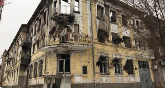 Журналист: «Все выглядит так, как будто здания сгорели несколько дней назад»