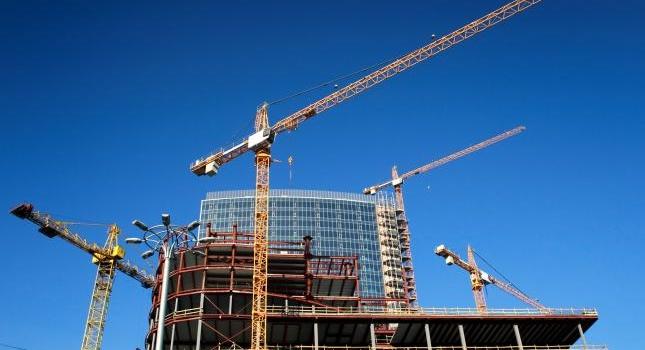 Три украинские области стали лидерами по объемам строительства