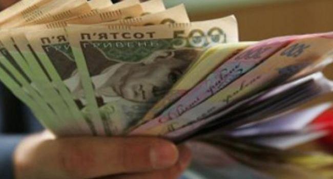 Госстат: вУкраинском государстве за2017 год средняя заработная плата возросла практически на40%