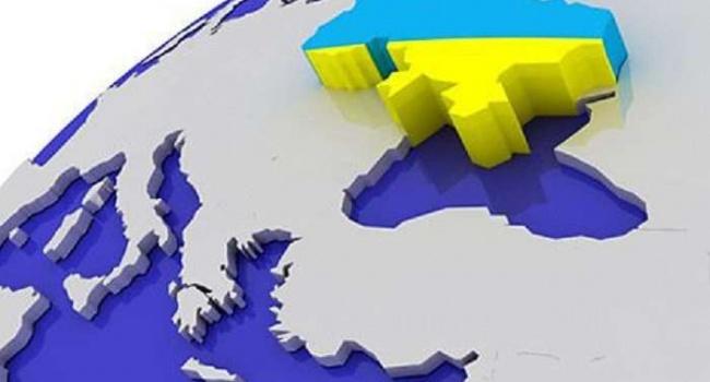 Украина оставила далеко сзади Российскую Федерацию вдемократическом рейтинге