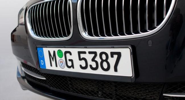Украинцы загод ввезли практически 1 млн авто на«евробляхах»