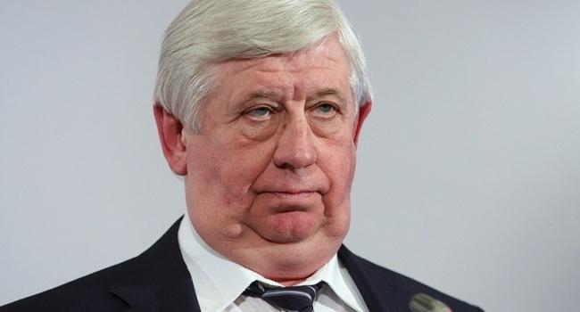 Байдену пригрозили судом вСША заоскорбление экс-генпрокурора Украинского государства