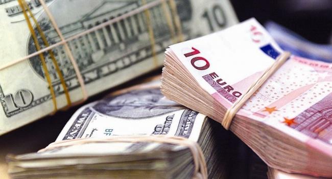 Международные резервы Украины уменьшились до18,4 млрд