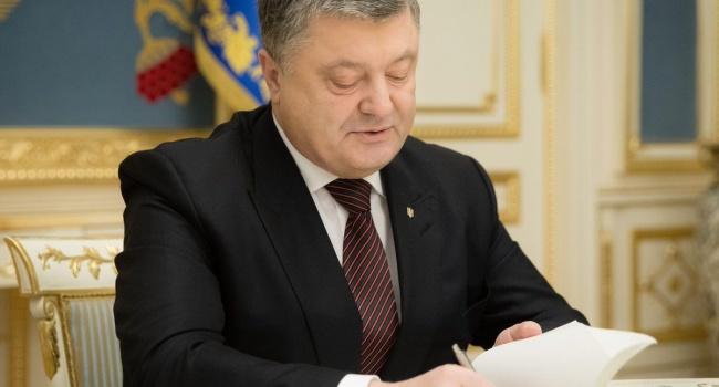 Порошенко подписал указ опротивостоянии русской информационной агрессии