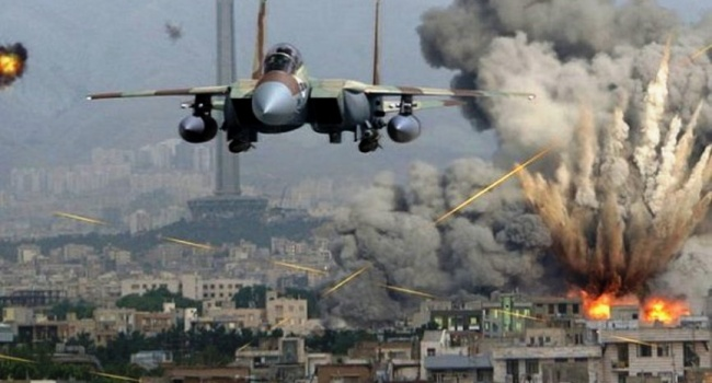 Война в Сирии: США нанесли авиационный удар по бойцам «Вагнера»