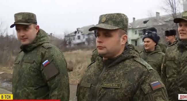 В русской армии появилось новый тип офицеров