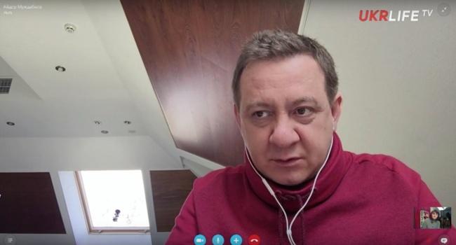 Муждабаев: хотите – назовите это разгоном «зрады». В ближайшее время Украину ждет значительное падение