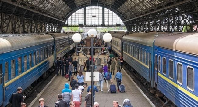 УЗ: С1апреля железнодорожные билеты подорожают на10 процентов