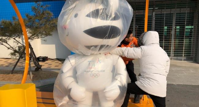 Ураган в Пхенчхане: что сейчас происходит в олимпийском парке