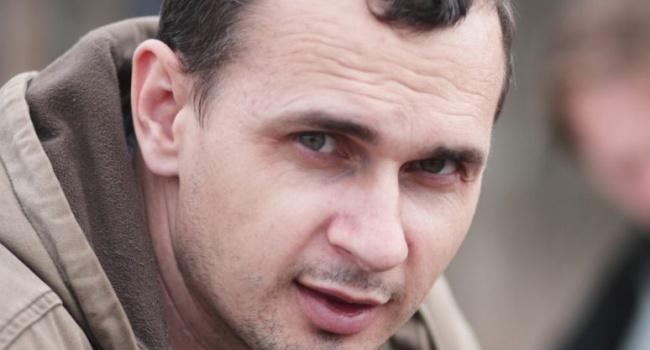 Кинорежиссер Сенцов впервый раз позвонил изколонии вТюменской области