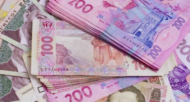 ВВП Украины продолжает расти