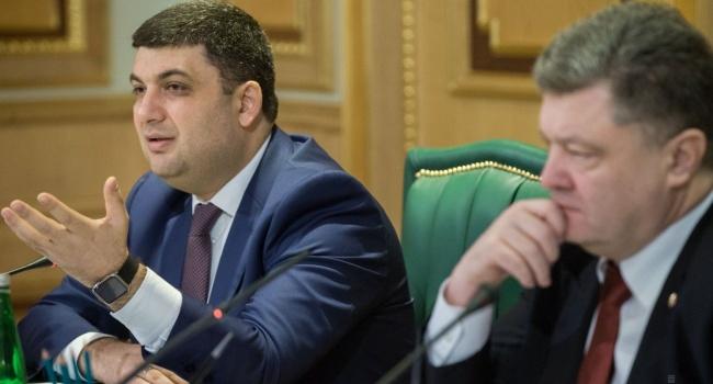 Андрусив: Гройсмана, как и Яценюка, «уничтожили» на старте