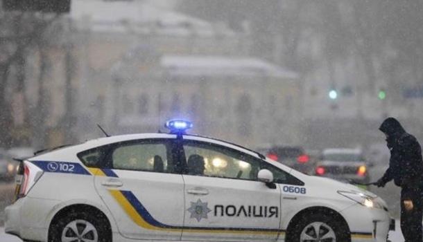 Воскресные акции вцентре столицы Украины будут охранять 3 тысячи полицейских