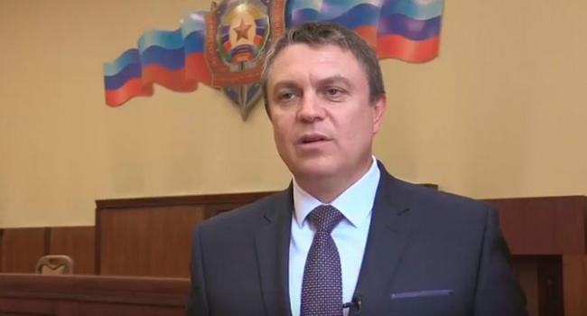 Главарь «ЛНР» желает принять участие в«выборах руководителя республики»
