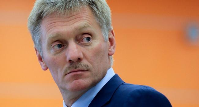 Кремль прокомментировал сообщения о благоприятной пробе Крушельницкого