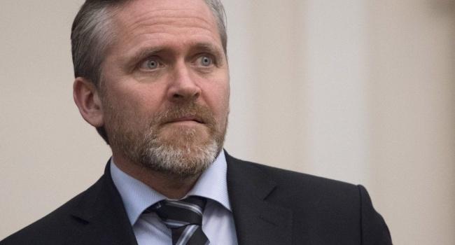 Скоррупцией Украина несможет обеспечить себе развитие— руководитель МИД Дании