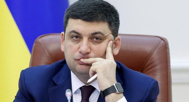 Премьер Украины признал, что власти несмогли улучшить жизнь населения после Евромайдана