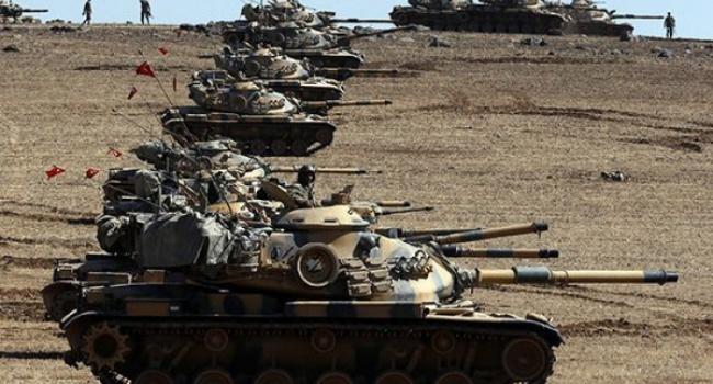 Впроцессе операции «Оливковая ветвь» всирийском Африне уничтожены еще 44 боевика