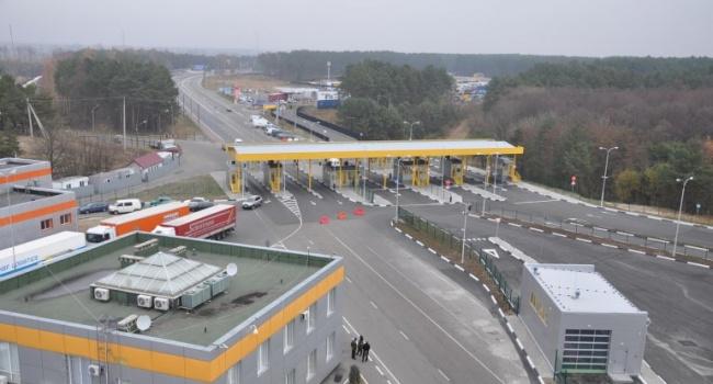 Евросоюз подтвердил закрытие проектов помодернизации границы Украины