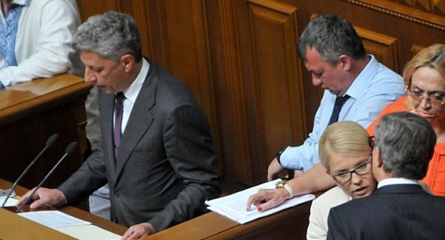 Политолог: во время принятия закона о реинтеграции Донбасса в Украине наконец-то раскрылись «кремлевские консервы»