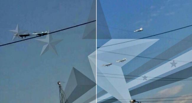 Израильский спутник снял русские истребители 5-ого поколения Су-57 вСирии