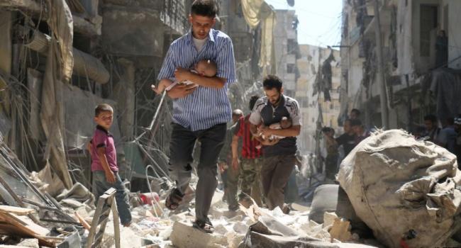 Асад иРФ продолжают бомбить Сирию, невзирая нарешение ООН