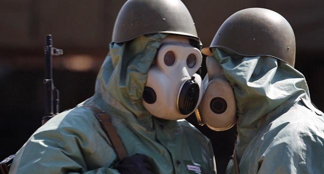 МинобороныРФ: Боевики готовят провокацию схиморужием вСирии