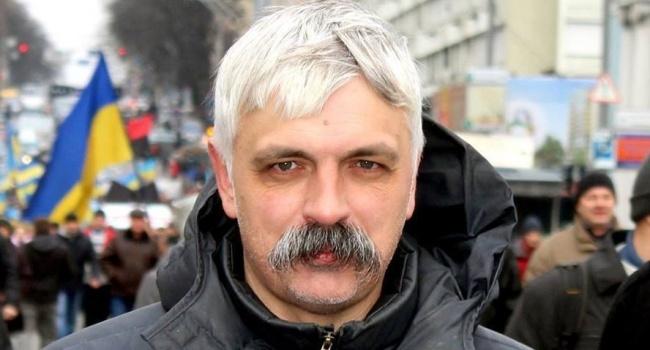 Корчинский: «Надо испортить жизнь в Крыму. Там стали жить лучше»