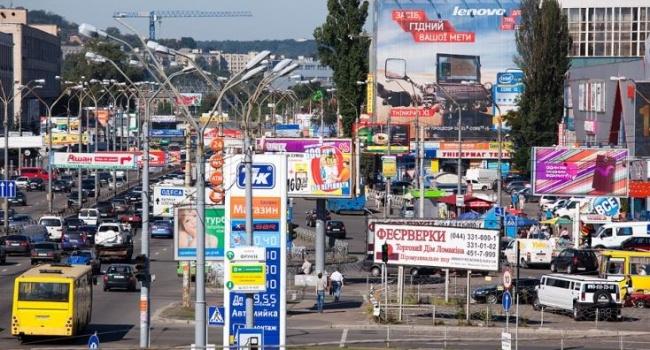 Избранникам неудалось запретить российский язык нарекламных бордах
