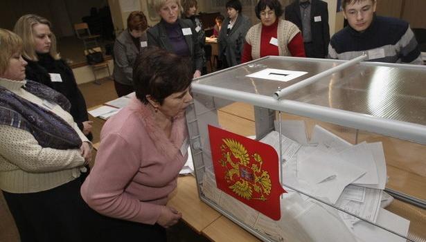 США непризнает выборы президента РФ  вКрыму