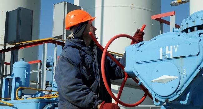 Весна недалёко: Украина стала медленнее сжигать запасы газа