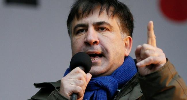 Саакашвили уверенно настроен вернуться в Украинское государство — Hyperloop или катапульта