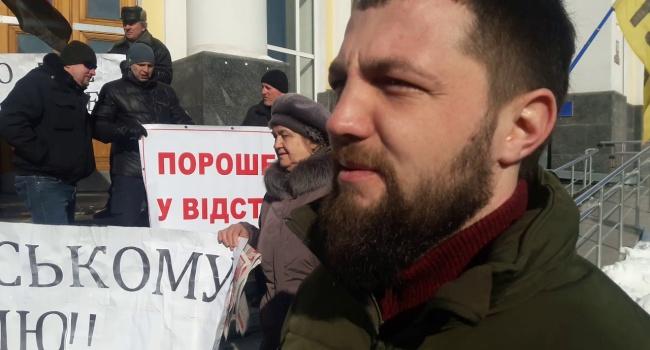 Олешко: подонки, которые не поимели с войны дивиденды, срывают с себя государственные награды