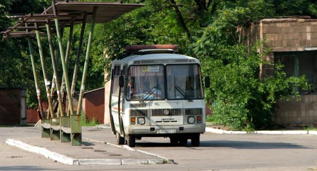 «Не понимаю козьего»: в Мариуполе жестко осадили водителя из-за украинского языка