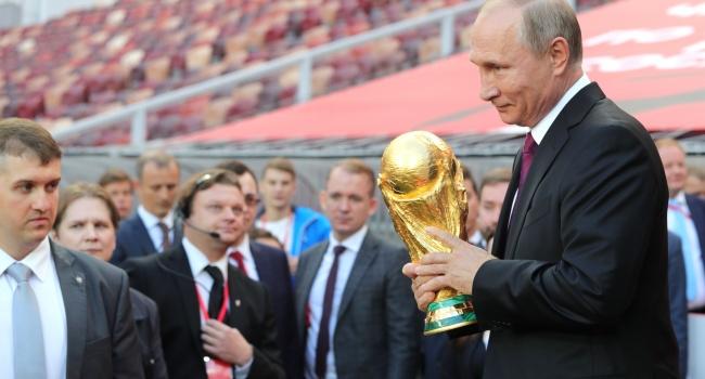 Британцы и немцы начали лоббировать вопрос о переносе Чемпионат мира-2018 в другую страну