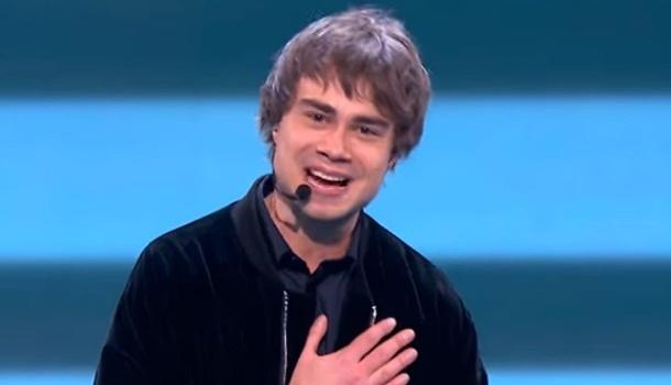 На «Евровидении – 2018» Норвегию опять представит Александр Рыбак