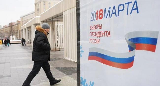 Воккупированном Крыму школьников заставили рисовать лозунги — Выборы Российского Президента