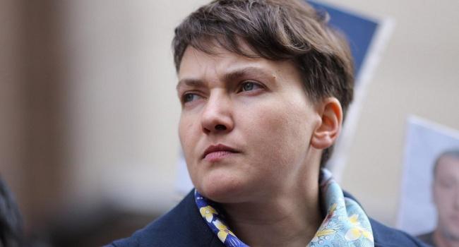 На «доме» российского посольства в Брюсселе Савченко надрессируют и вернут обратно в Киев, – политолог