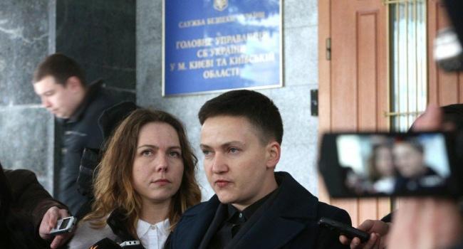 Савченко с депутатской неприкосновенностью будет еще минимум 5 дней, поэтому вся надежда на наши спецслужбы, – блогер