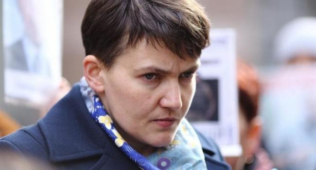 Савченко рассказала об инциденте с оружием в Раде: «я увидел страх в их глазах»