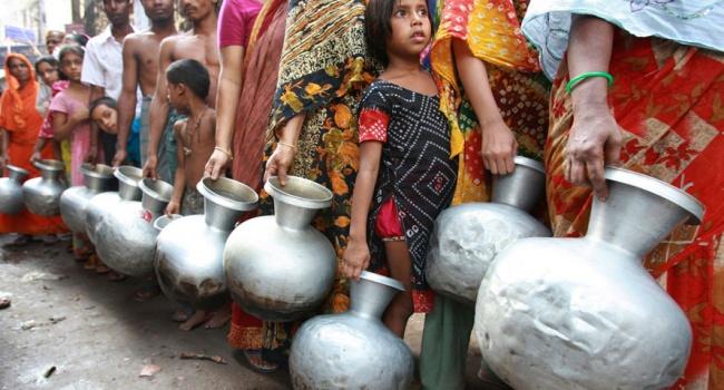 Население Земли оказалось под угрозой нехватки воды— Неутешительный прогноз ООН